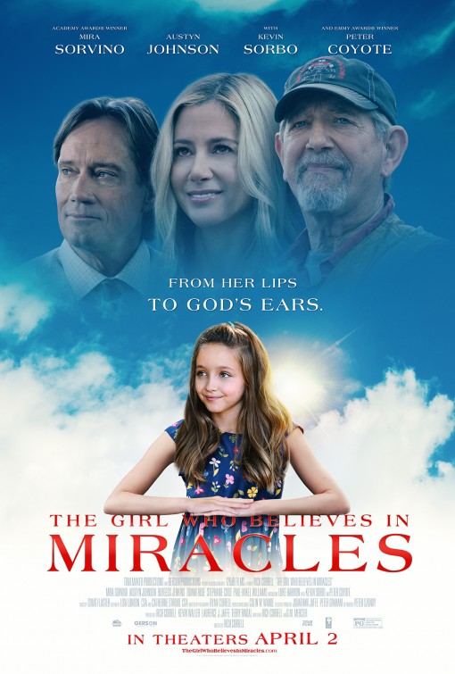 The Girl Who  Believes In Miracles movie poster